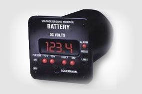 Substation Battery Monitors