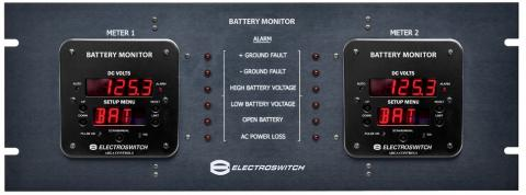 Rack Mount - Dual Meters