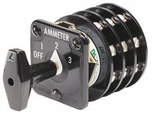 Series 24 Ammeter switch